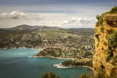 vertical - 30 avril 2018 - Cassis - Provence - France