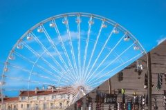 Wheel - 31 mars 2015 - Vieux-Port - Marseille - Provence - France